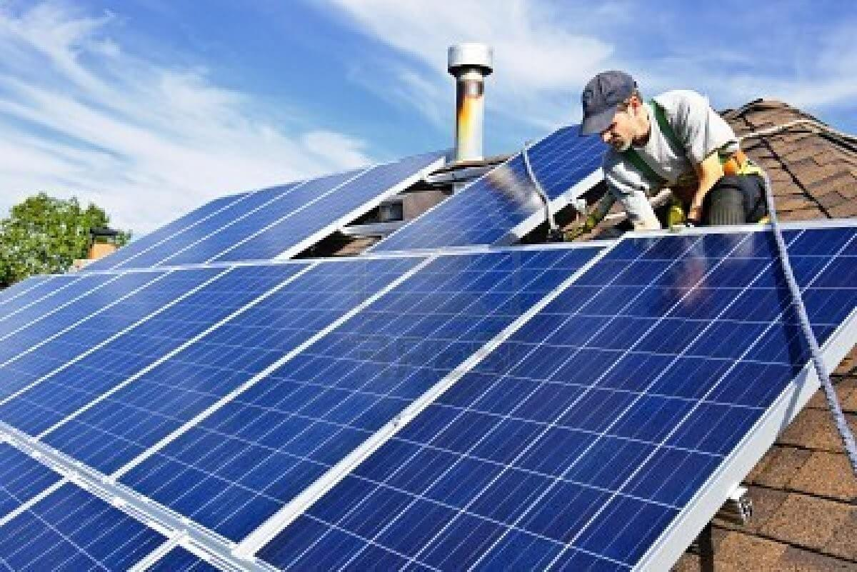how to start a solar energy company